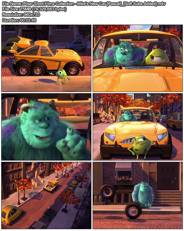 Tuyển Tập Phim Ngắn Cực Hay Của Pixar Soft Sub Tiếng Việt